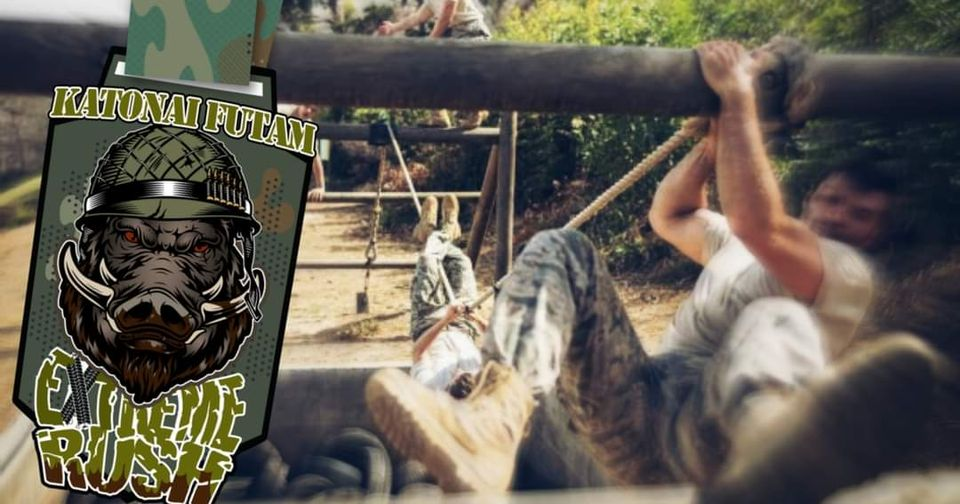 ExtremeRush –Katonai kihívás (2021-08-07)