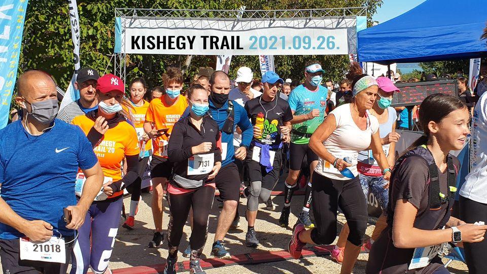 III. Kishegy Trail terepfutó verseny (2021-09-26)