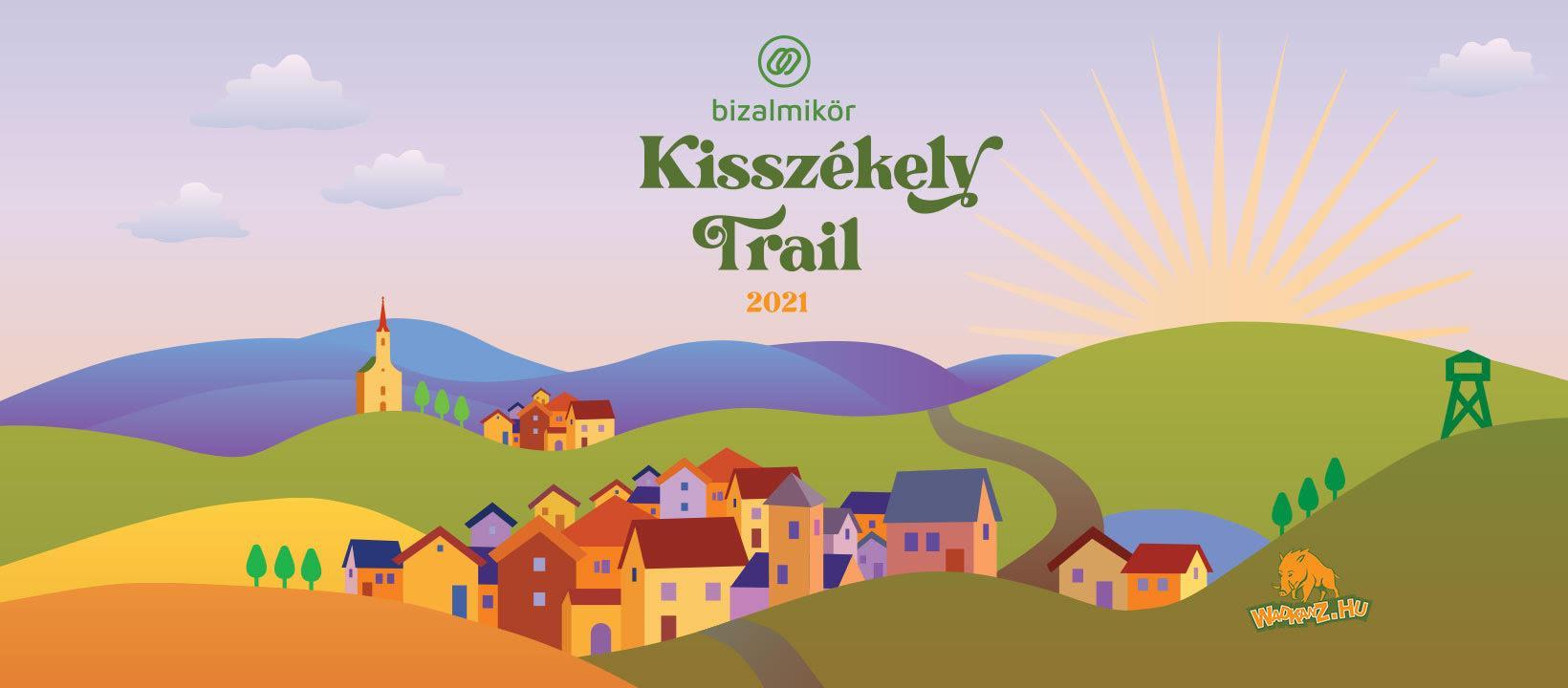 Bizalmi kör Trail – Kisszékely (2021-09-04)