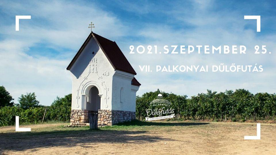 VII. Palkonyai Dűlőfutás (2021-09-25)