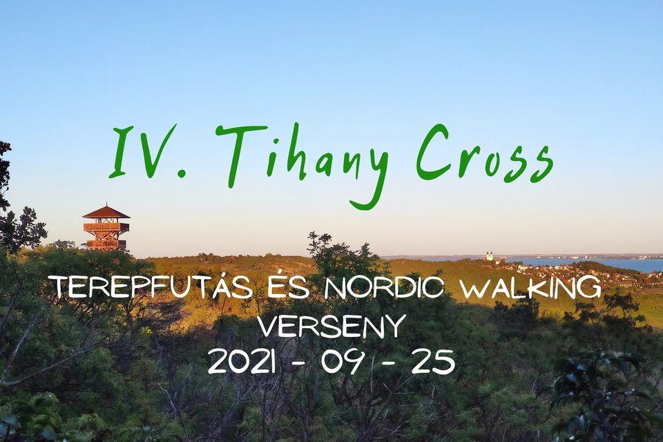 IV. Tihany Cross Terepfutás és Nordic Walking Verseny (2021-09-25)