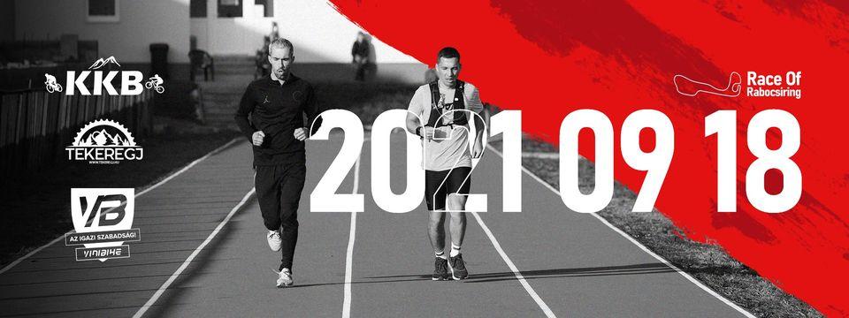 Race Of Rabócsiring – Futóverseny (2021-09-18)