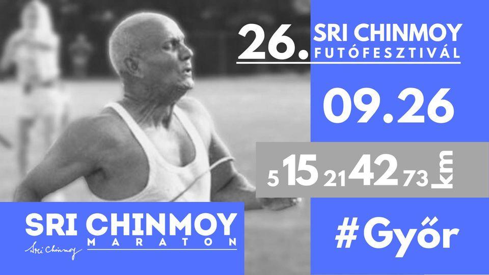 26. Sri Chinmoy Győri Futófesztivál (2021-09-26)