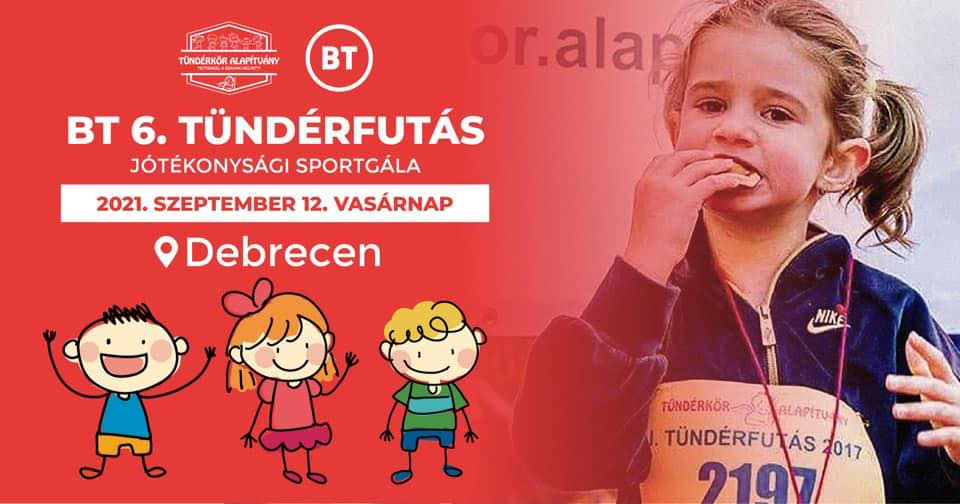 BT 6. TündérFutás – Jótékonysági Sportgála (2021-09-12)
