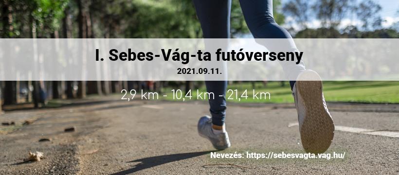 I. Sebes – Vág-ta futóverseny (2021-09-11)
