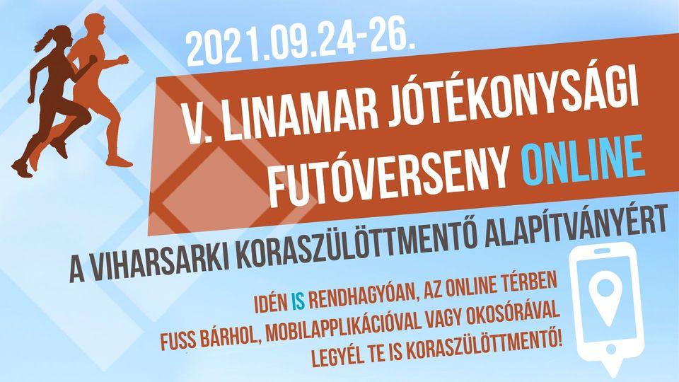 V. Linamar Jótékonysági Futóverseny (2021-09-24)