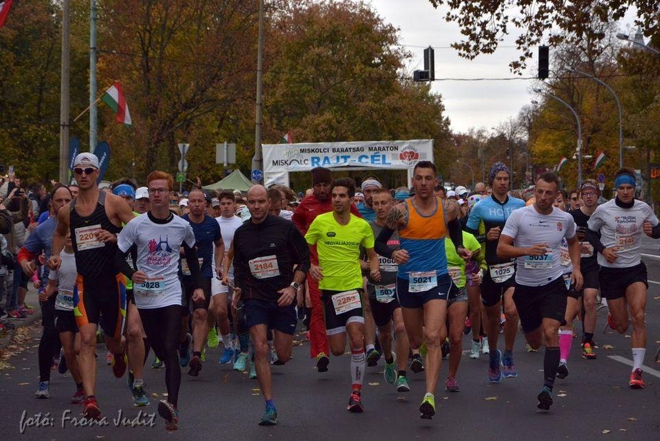 20. Miskolci Barátság Maraton 2021.10.17. (2021-10-17)