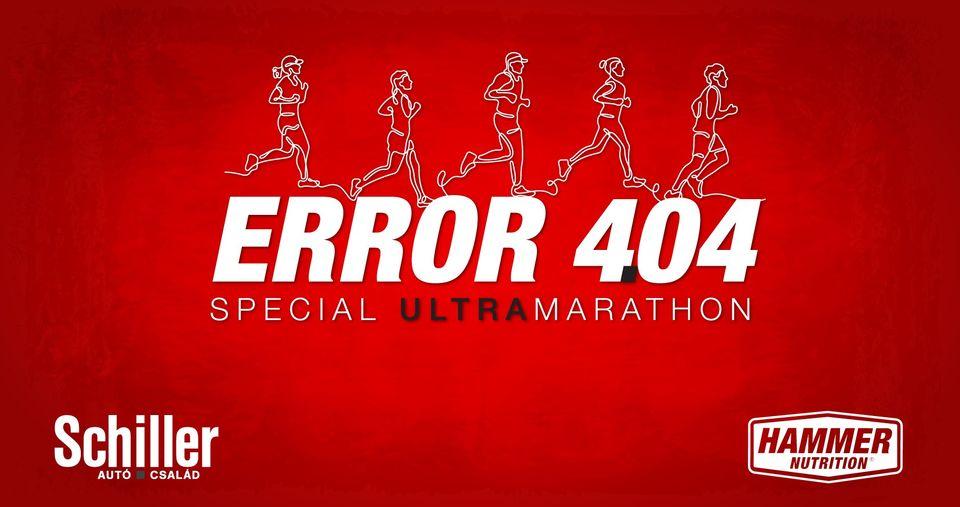 ERROR404 Special ULTRAMarathon (2021-10-23)
