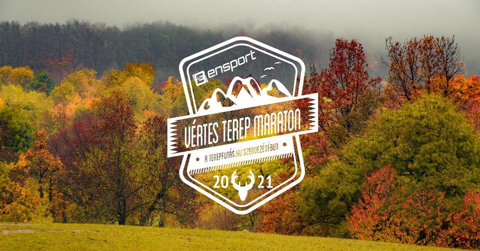Ensport VTM (Vértes Terep Maraton) 2021 Ősz (2021-10-17)