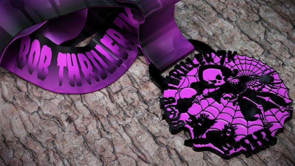 Nopara Halloween BobThriller 7K csak erős idegzetűeknek ajándék Bobozással (2021-10-30)