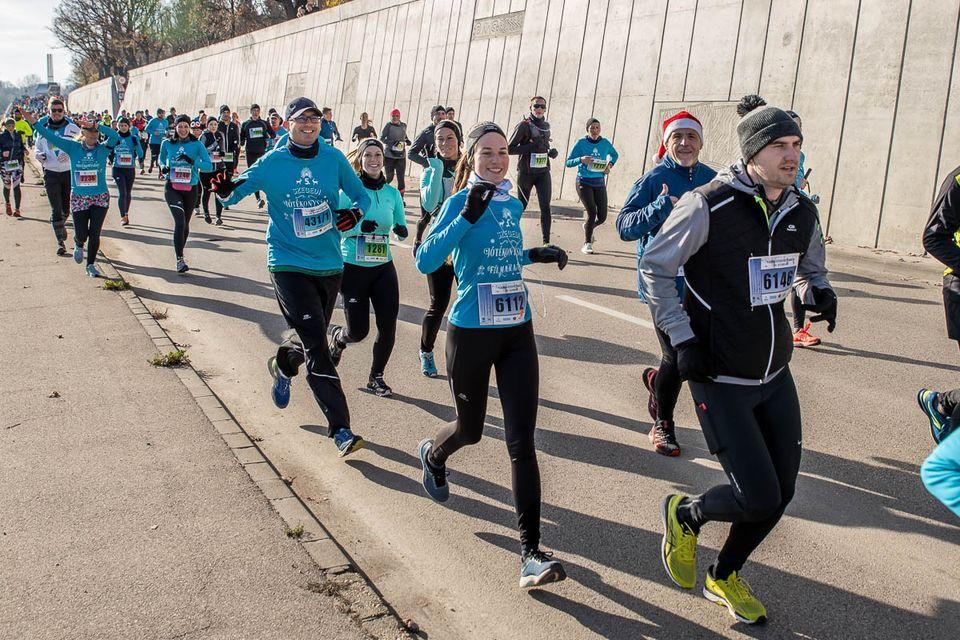 VI. Szegedi Jótékonysági Félmaraton (2021-11-28)