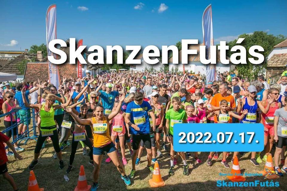 PFB-SkanzenFutás, családi futófesztivál (2022-07-17)