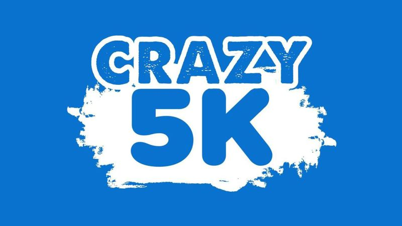 Crazy5K Szeged –Inflatable Obstacle Run (2019-09-22)